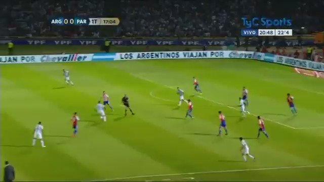#Eliminatorias: Con este gol de Derlis González, #Paraguay sorprende a #Argentina y enmudece al #Kempes https://t.co/gnpSHQoIeB