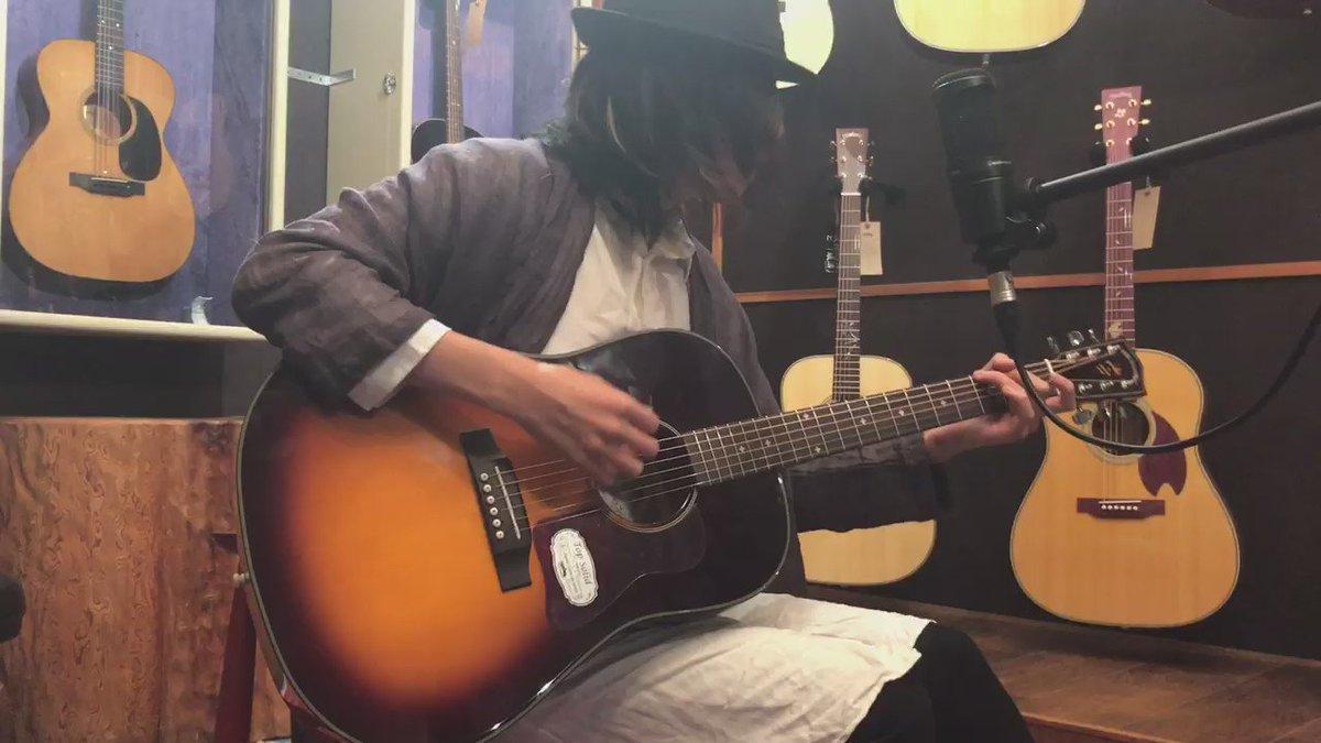 前前前世ちょっと弾いてみたよ HJ-OSAMURAISANのプロトタイプを弾かせてもらいました https://t.co/C3P1p8KOEL