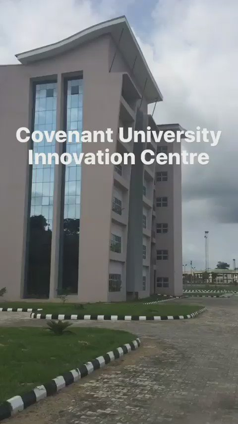The gorgeous Covenant University #Innovation Centre. Inspiring campus! https://t.co/WTGIt42bvx