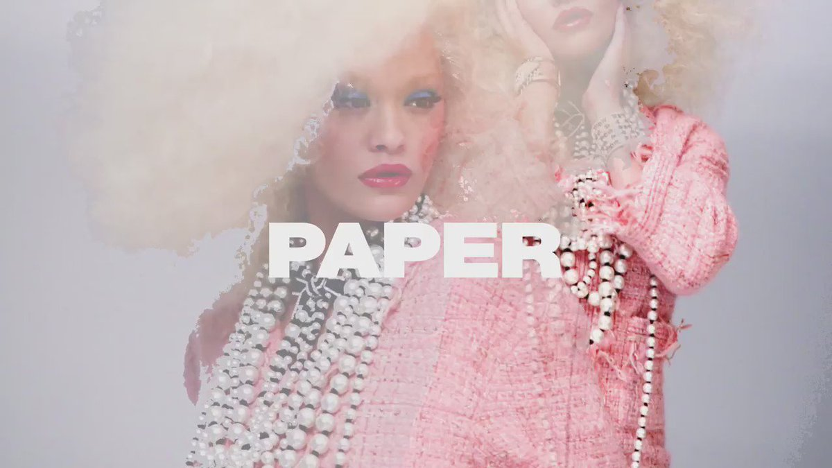 PAPER out everywhere tomorrow! @papermagazine #RitaRIOT https://t.co/l6dV7jE7Cd https://t.co/DlhOmViOIr