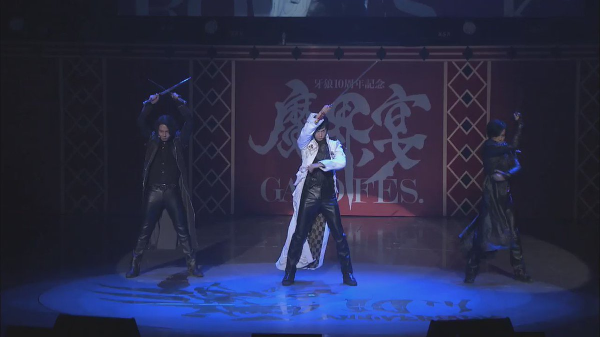 【BD/DVD】10周年記念イベント「魔界ノ宴」、本日10/19発売!本編200分+特典映像40分の超ボリューム!#JA