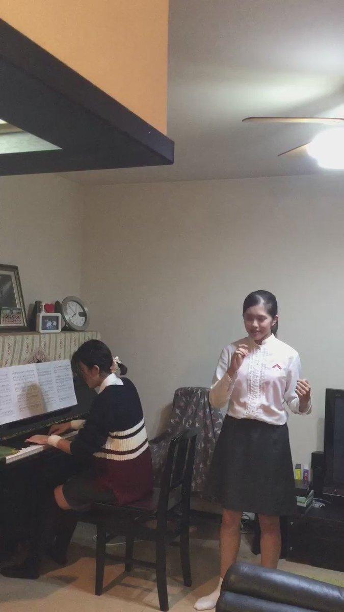 【♪ 変わらないもの - 時をかける少女】初めて合わせた割には良い出来😝これから色々音付け加えていきます…😓もねの声好き
