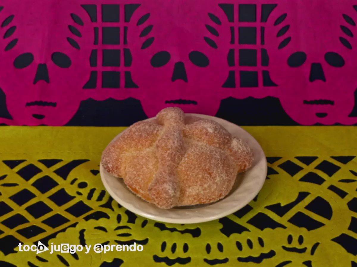 El #PanDeMuerto es estelar en esta época. Nos gusta comerlo y colocarlo en las ofrendas, pero ¿sabes qué significa? https://t.co/m3GNTHi9kZ