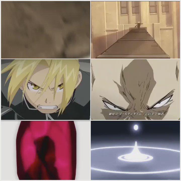 @3_ohayashi24: 鋼の錬金術師良曲アニソンメドレー『リライト』『again』『ホログラム』『ゴールデンタイム