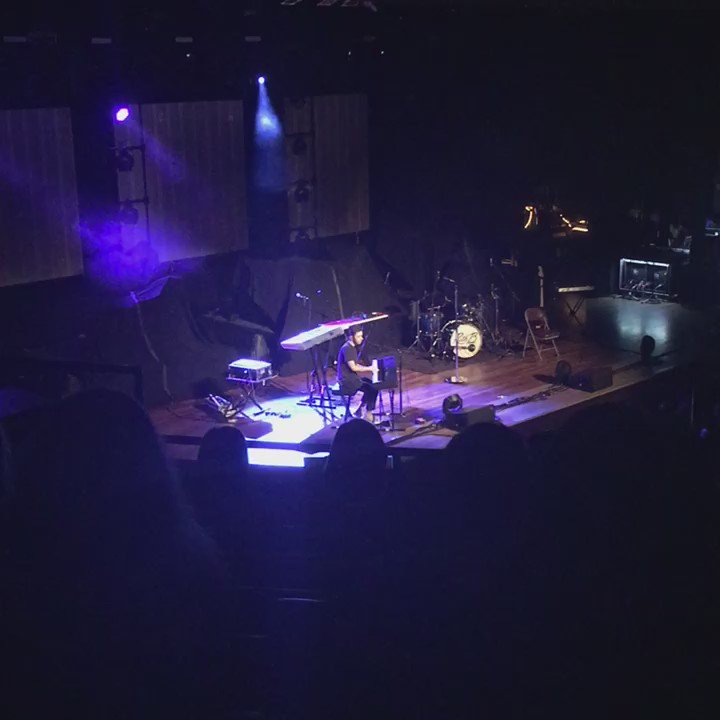 @NathanSykes blowing our minds right now. What a voice! https://t.co/MT7aUzGCs9