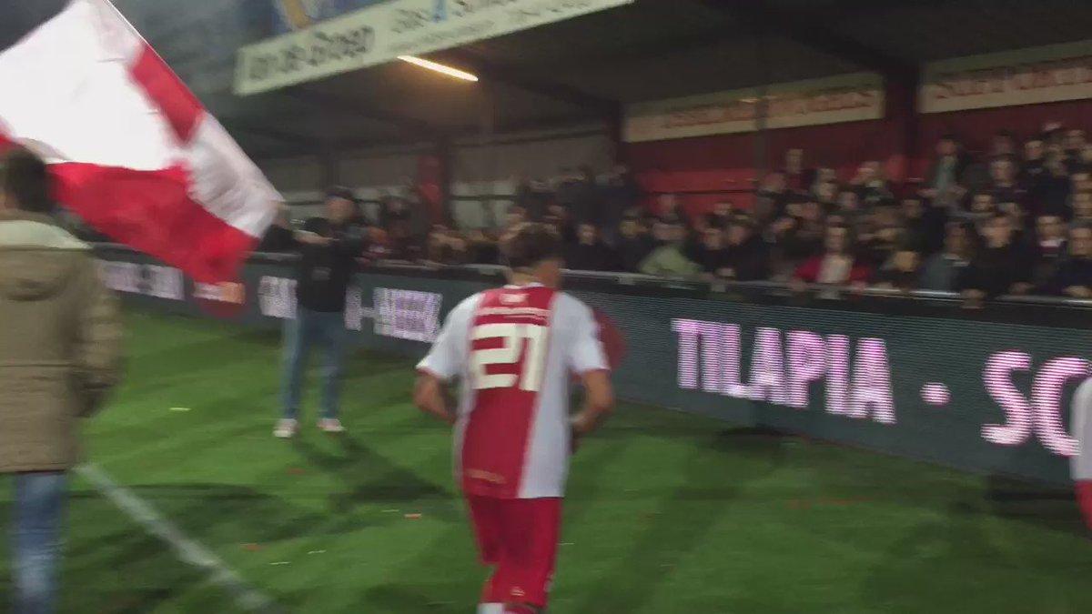 IJsselmeervogels viert de overwinning! https://t.co/5iNEjMmCLY