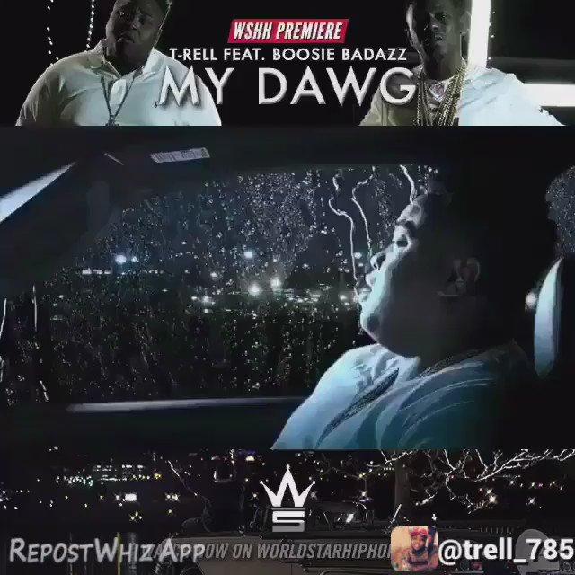 Nobody got my back like MY DAWG ft @BOOSIEOFFICIAL #3millViews https://t.co/2d1xOrYzJP