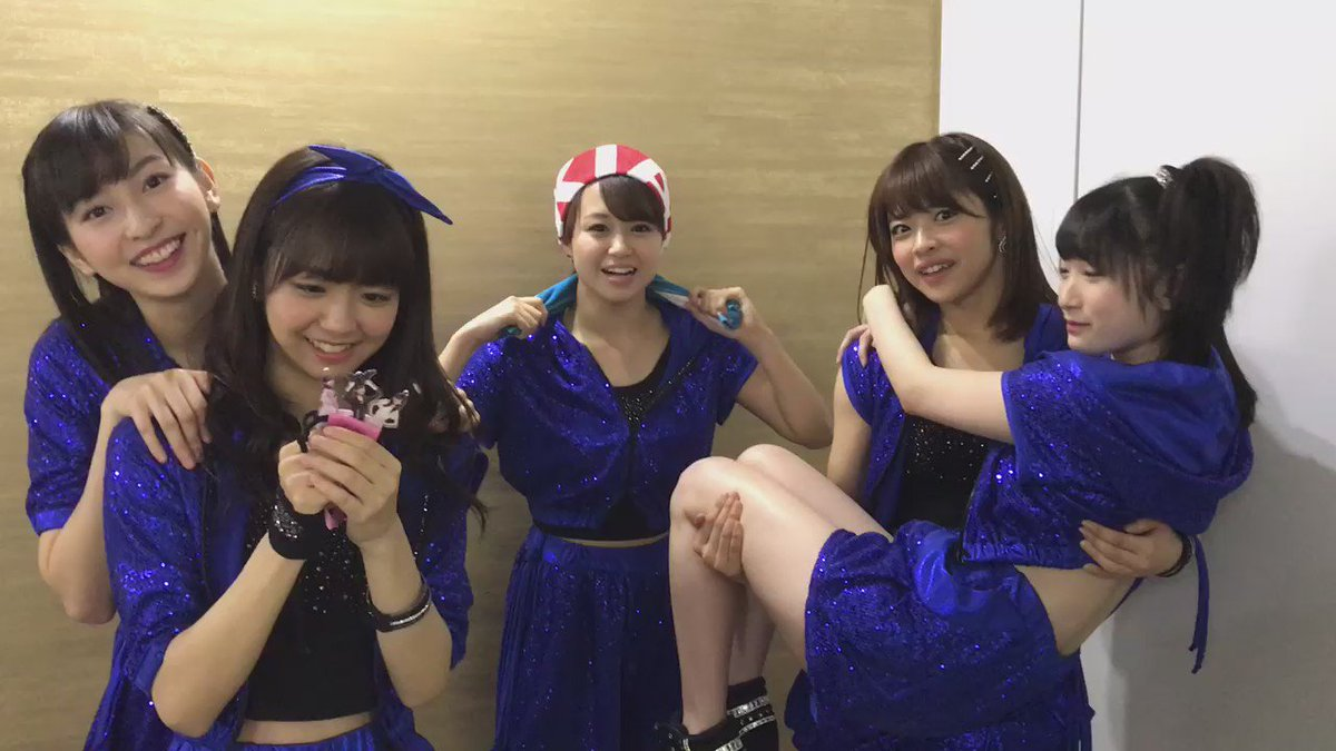 【S=S】本日18時半から東京ドームシティラクーアガーデンステージにて、ミニライブ&握手会があります お待ちしております! #juicejuice