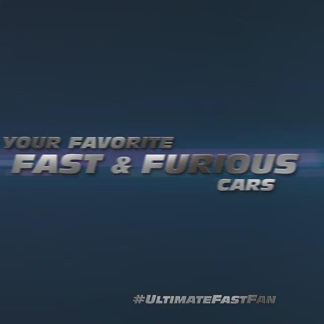 世界中のワイスピファミリーが選んだ人気車はこれだ!日本車強し!!!! #ワイルド・スピード #F8
