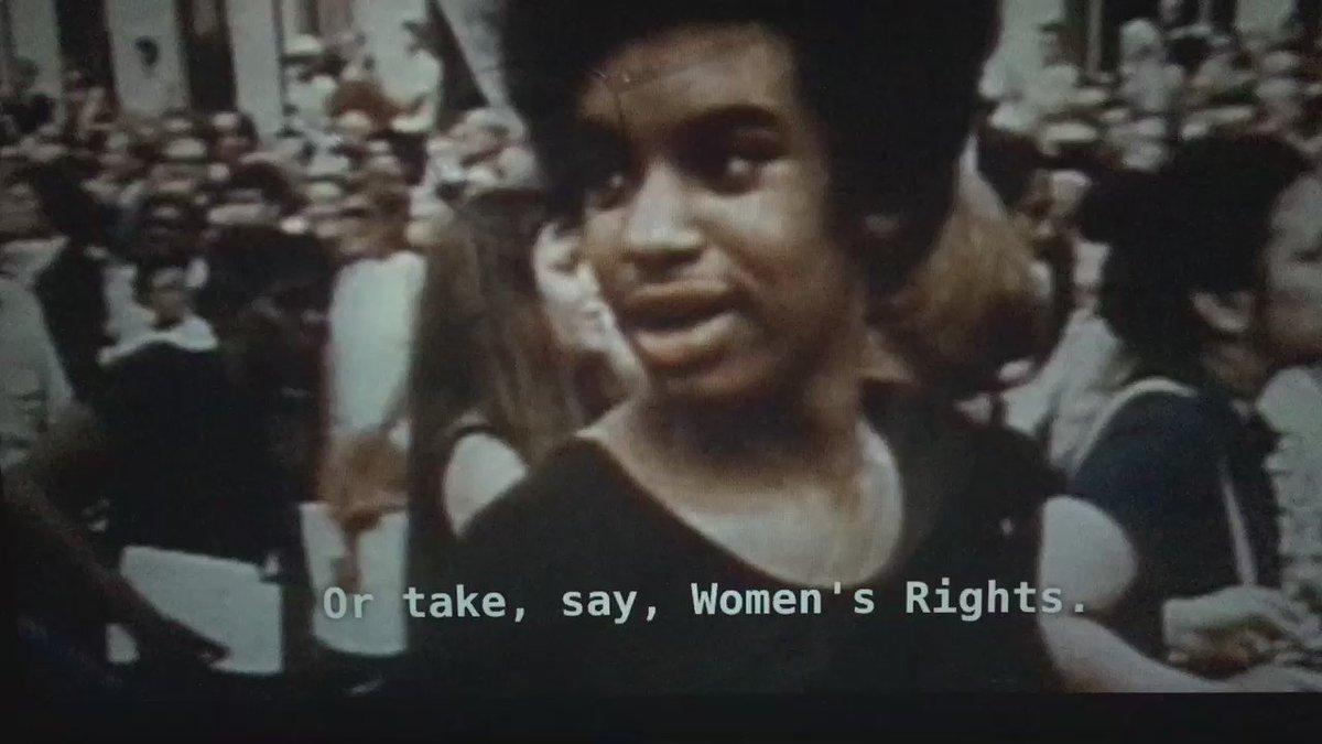 """خل يقرون جماعة """"الحقوق لا تأخذ بالصراخ"""" عن حركة الحقوق المدنية... https://t.co/Uotu1xPTk4"""