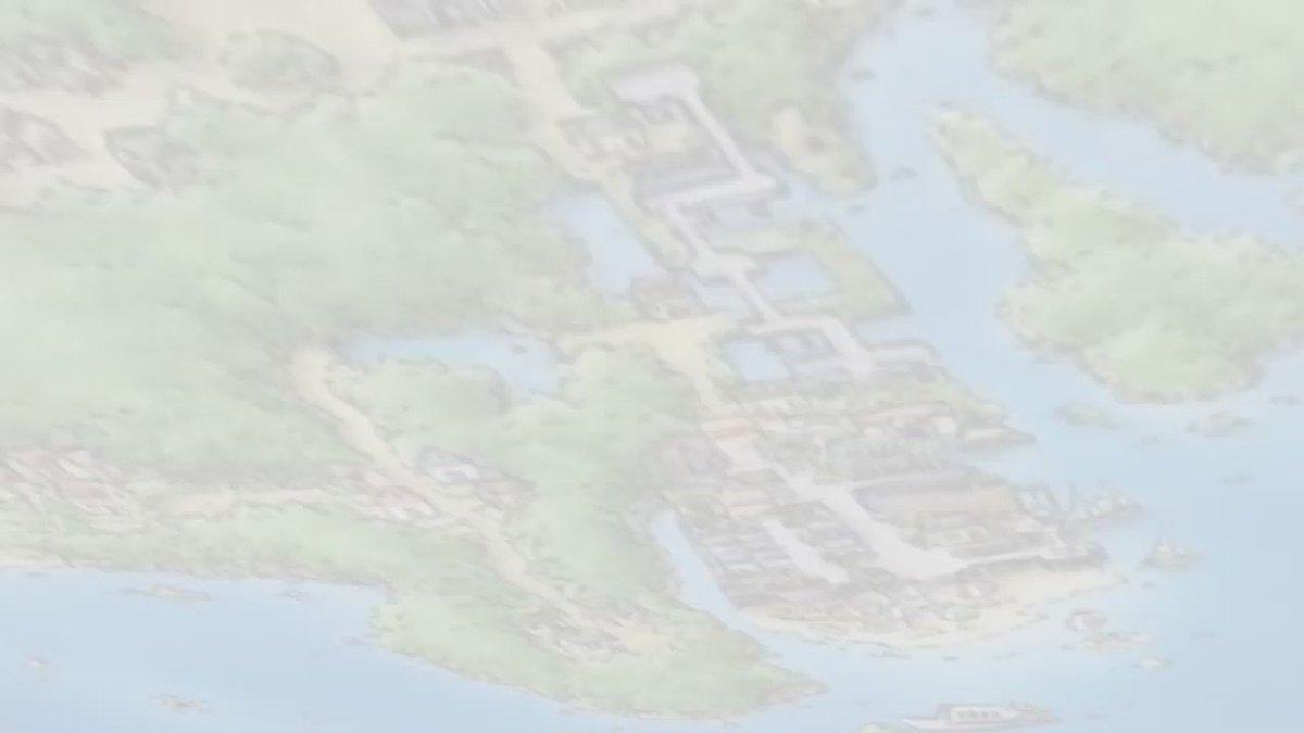 この前のポケモン動画、こんな感じで夜ノヤッターマンOP使ったアニメを作ってました。投稿1週間たったしTwitterに単独