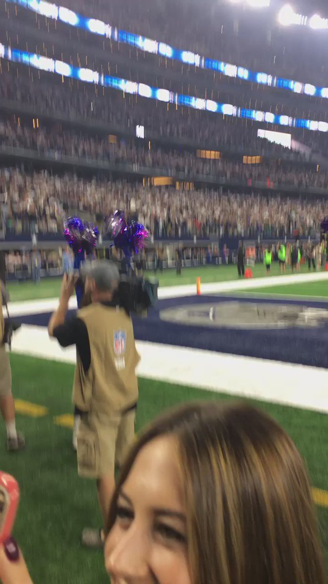 How Bout them @dallascowboys Cowboys! https://t.co/fzHO7rssyH