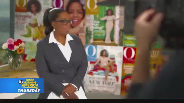Tomorrow only on @GMA! #OprahsFavoriteThings with @TheRealAdamSays of @O_Magazine on #GMAdeals https://t.co/4Kvf3iJ1bM