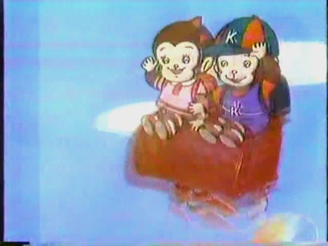 星の子ポロンのオープニングでおなじみ「BOYS AND GIRLS」を使用した木村カバン店のCM https://t.co/HrSTfDResM