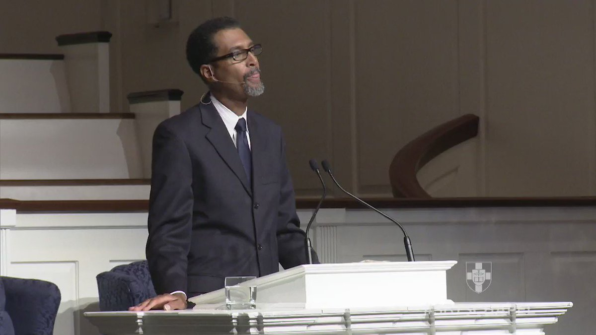 We can't prioritize politics over the pain of our brothers and sisters in Christ. @smithbaptist #sbtschapel https://t.co/Hvk5NYVs1F