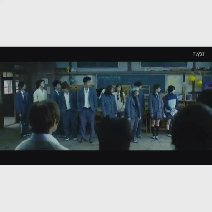 暗殺教室渚  vs  赤羽カルマくんかっこよい。