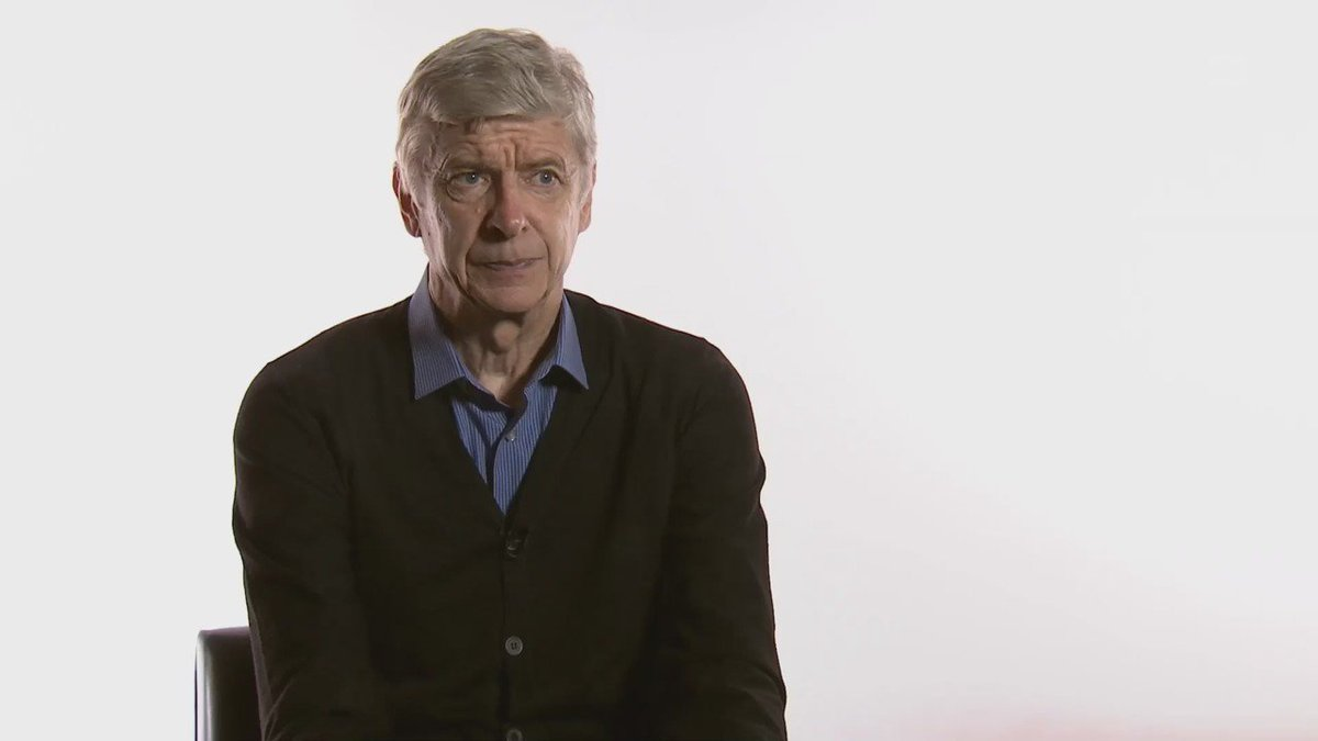 Wenger on his favourite stadium