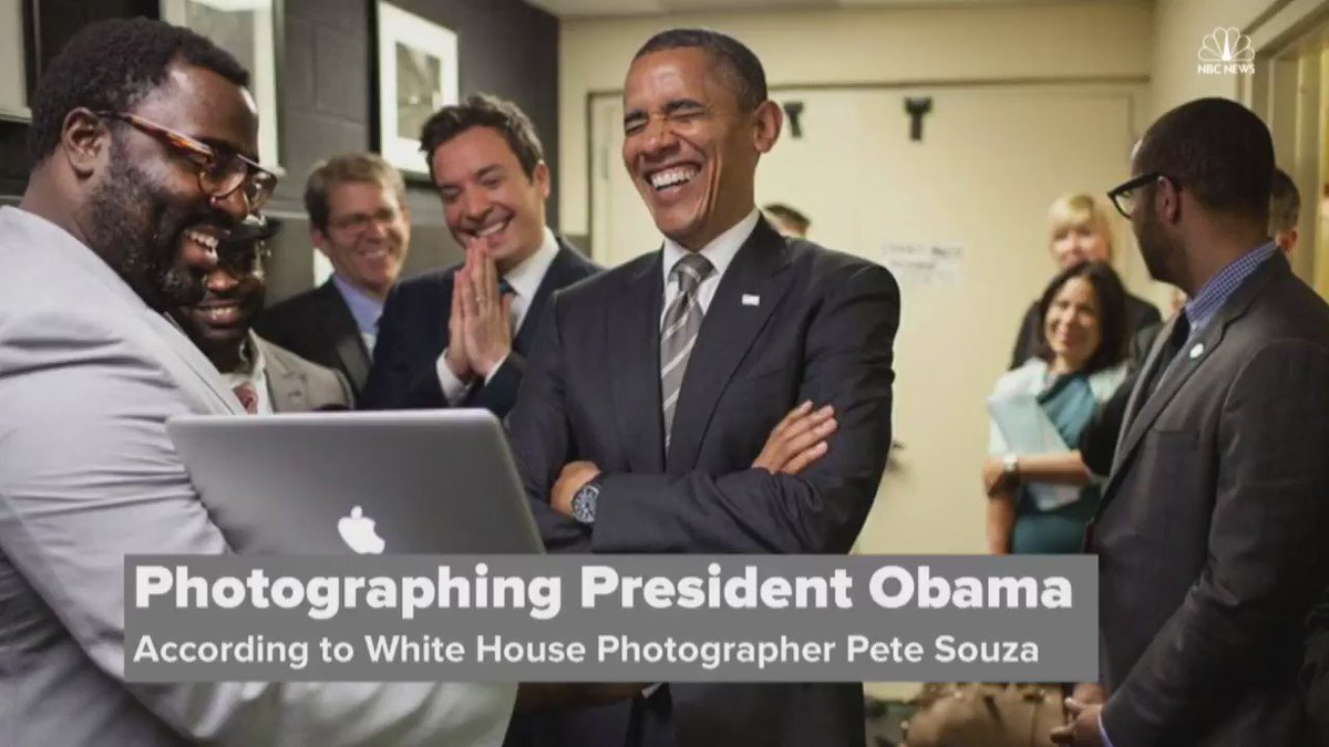 White House photographer @petesouza reflects on documenting Barack Obama's presidency https://t.co/C0xCeEEaLM https://t.co/4IVuBJdc6k