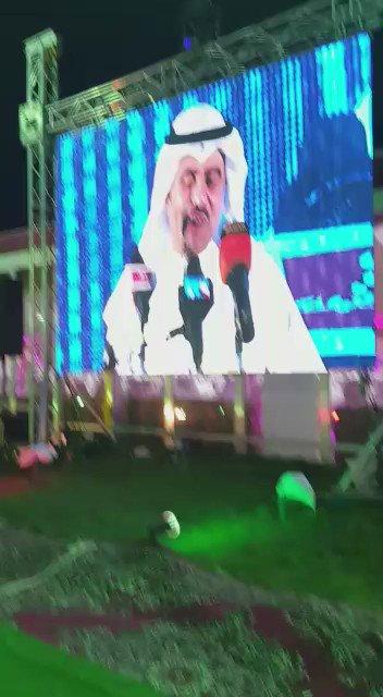 كلمات تثلج الصدر ... يابوسعد  بالتوفيق ... فعلا مكسب مشرف للوطن والمواطن ... #ثامر_سعد_السويط https://t.co/xK1tDH4HpO