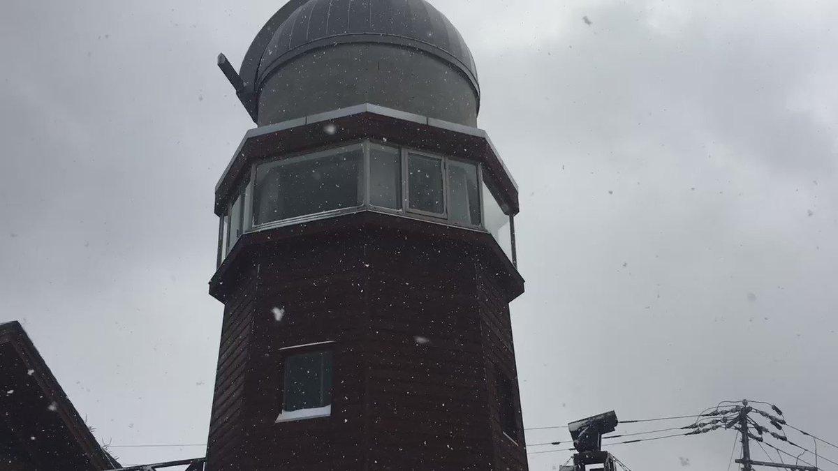 『天体のメソッド』OPイントロ部分再現動画?雪舞う天文台。#sorameso