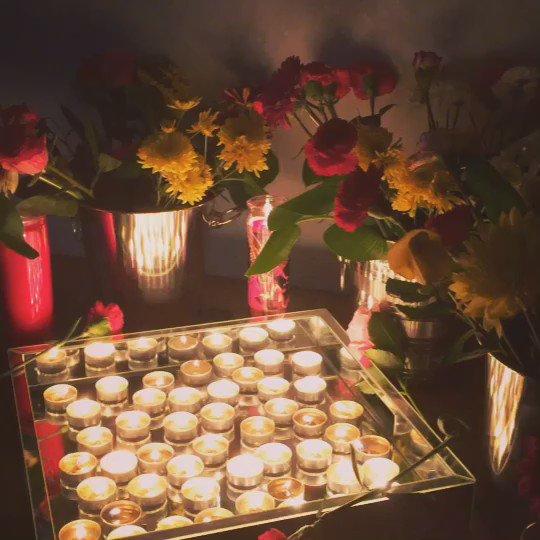 Vigil for #oaklandfire for our community. We love you. Please keep gathering & donate: https://t.co/5Rlgu5Rpp1 https://t.co/7berFMOKOO