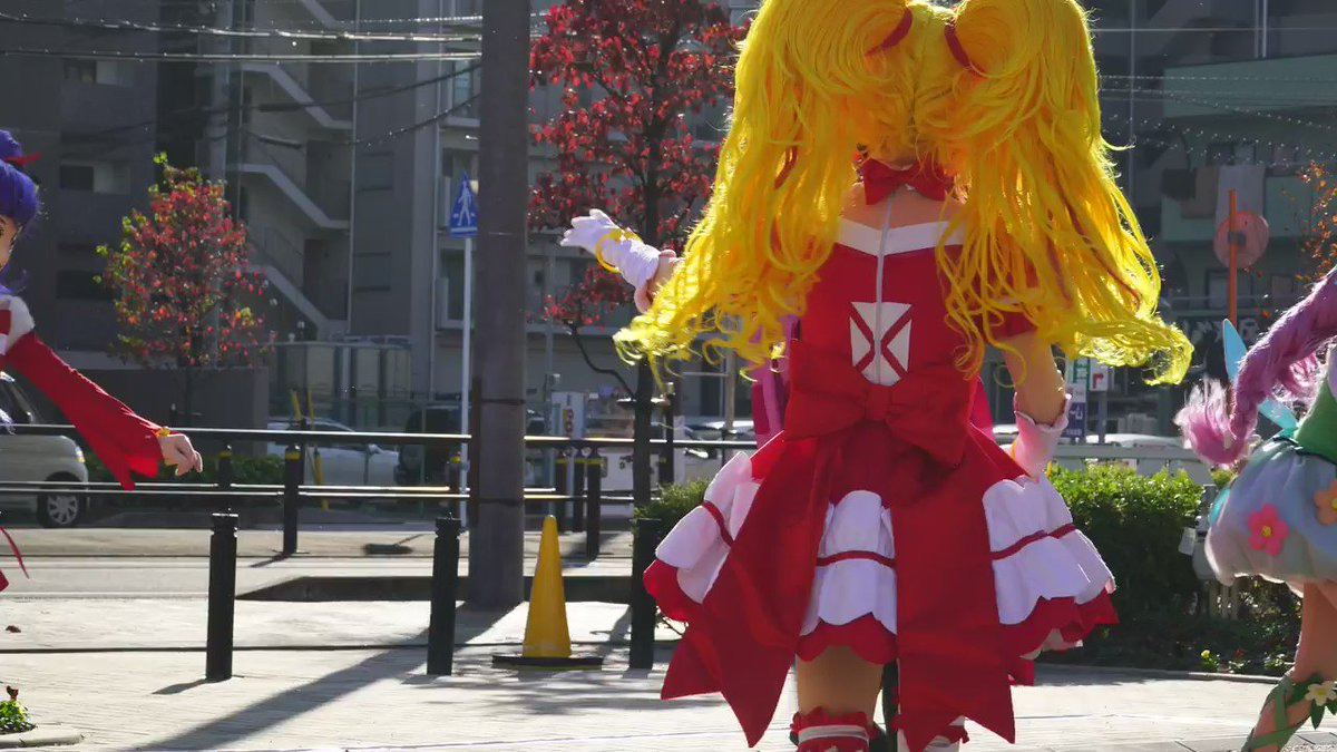 この回し蹴りが強いルビーミラクルにまた会いたい生駒山上が春まで閉まってるから住展に来てくれることを祈るしかない#prec