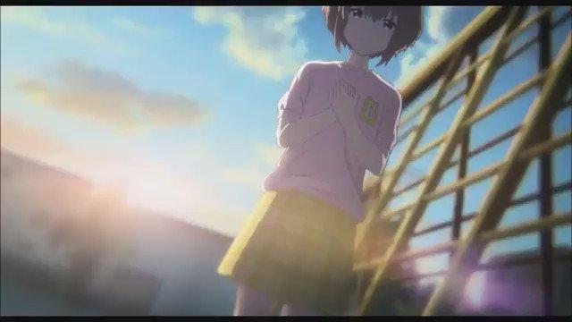 『聲の形』硝子手話シーンのみ編集(^o^)/#聲の形  10 16