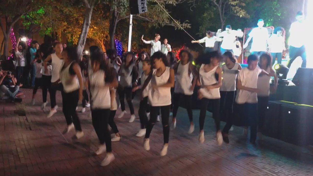 Parque de los Novios en Santa Marta.Todo el talento de nuestras generaciones de paz. https://t.co/UBYD9zDNYp
