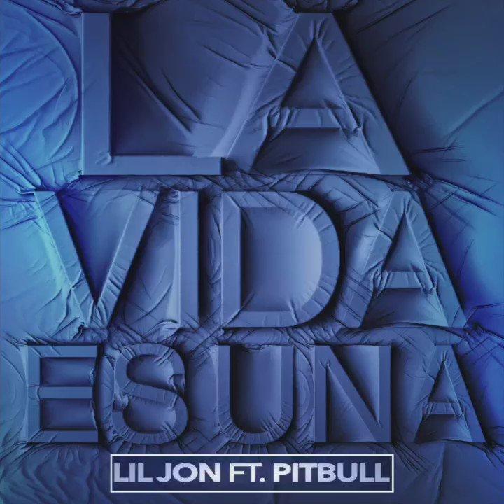 New music with @LilJon AKA Pequeño Juan @DjKronic DJs get it at @DJcity #LaVidaEsUna #NewMusic #FridayFeeling #Dale https://t.co/QVFyTZoPyI