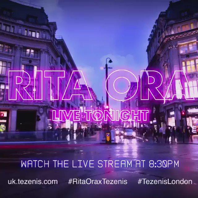 Tonight London ???????????? https://t.co/kiidE3WQcZ