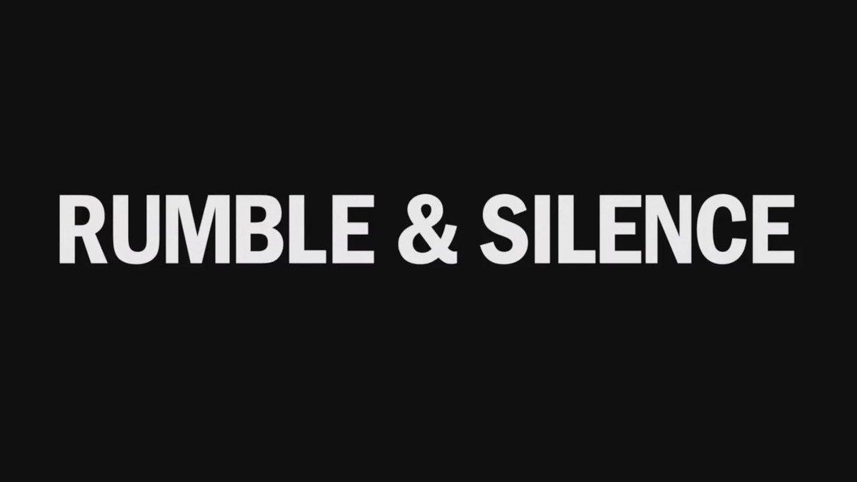 """【第2シーズン始動】1/20開催サンダーボルト「Live OPERATION 01""""Rumble&Silence""""」告知"""