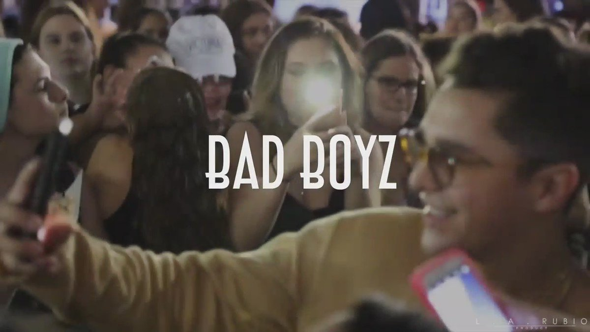 This has that Scarface feel to it  #BadBoyz @MRMAURICIO @BobbyBiscayne @AustinMahone #MrWorldwide #Dale https://t.co/iRxjxcMkwk