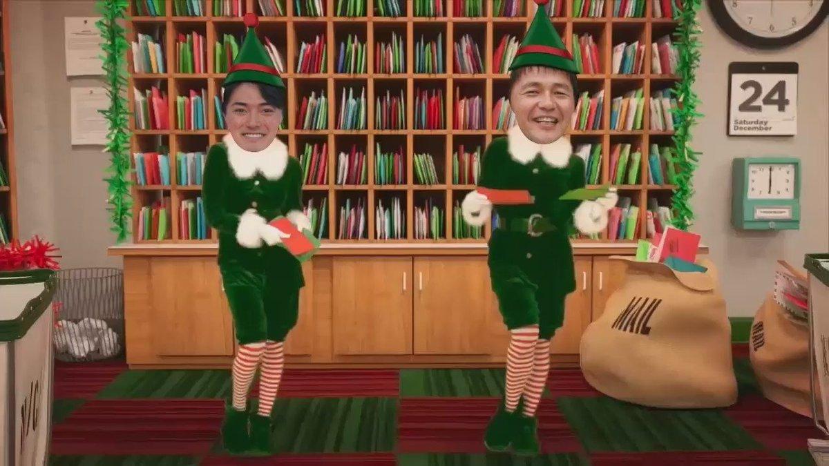 皆さまメリークリスマス