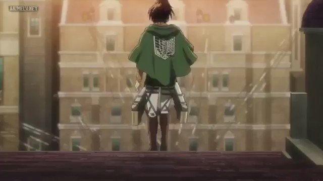 ハンジ「いい子だから、おとなしくしてるんだ」#進撃の巨人#名シーン#アニメ