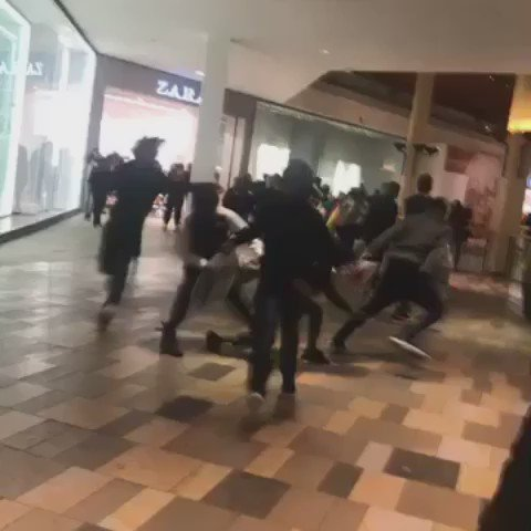 They shooting in Beachwood Mall tho...