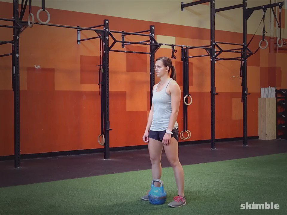 Free Workout of the Week: Glute Blasters