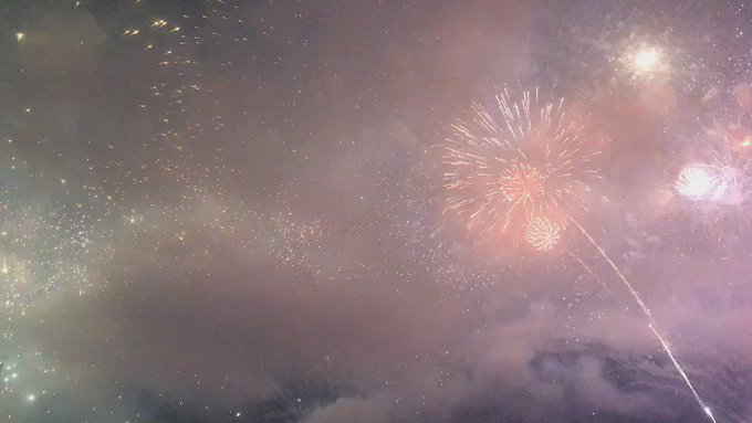 Happy New Year from Rio Brasil!! The most amazing firework show I have ever seen!! 15 minutes straight