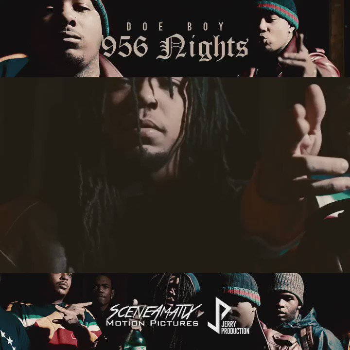 """""""956 Nights"""" Video Out Now! Shot By @SceneAmatiX x @JerryPHD  https://t.co/bH5wwKdUee https://t.co/E3jY6m2abf"""