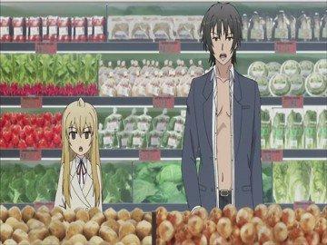 レッツお野菜#みなみけ#野菜の歌