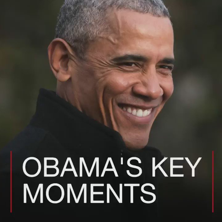 The highs and lows of President Obama's eight years in office #ObamaFarewell https://t.co/x1UcCKj1C4 https://t.co/ZAPZ3O5PeS