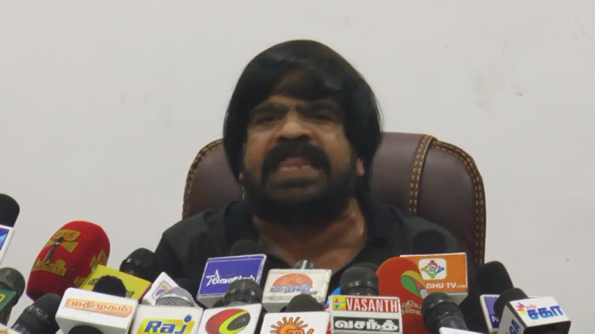 You, in a hotel in Tamil Nadu: How many varieties of Pongal do you have? T.Rajendar: https://t.co/AjeuKbvn7U