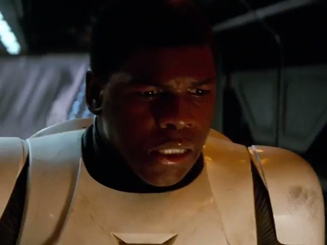 My favorite stuff from the audio description for Force Awakens is how often they had me describe Finn's sweaty face. https://t.co/o4m73eaSCr