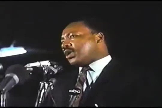 Martin Luther King delivered his last speech on this day in 1968 before he was assassinated.   https://t.co/EZtF9CHsFb