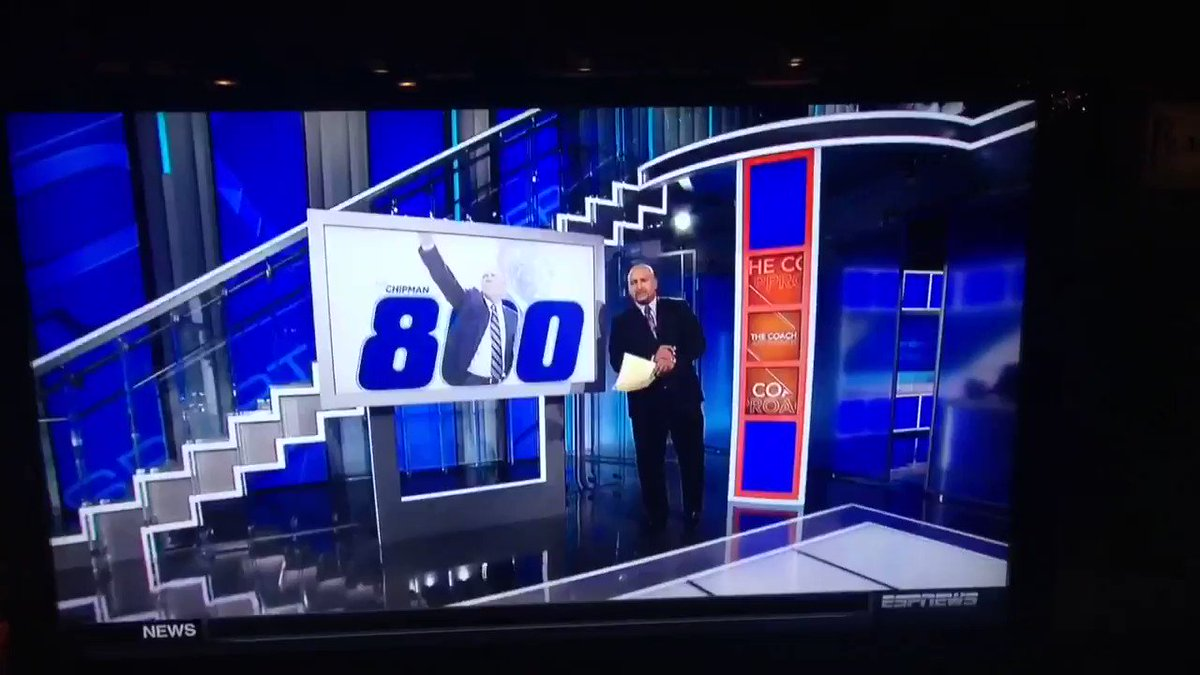 .@WashburnMBB head coach Bob Chipman and his segment on ESPN @SportsCenter Thanks! @TheCoachESPN #GoBods https://t.co/ry4a0LdZJO