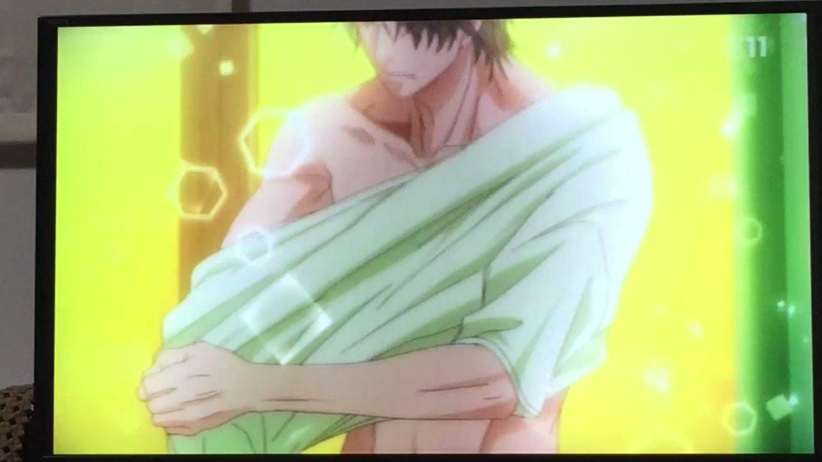 SUPER LOVERS 2超ストレートなホモアニメ零(レン)は約16歳で晴(ハル)は約25歳地上波でも放送#ショタ #