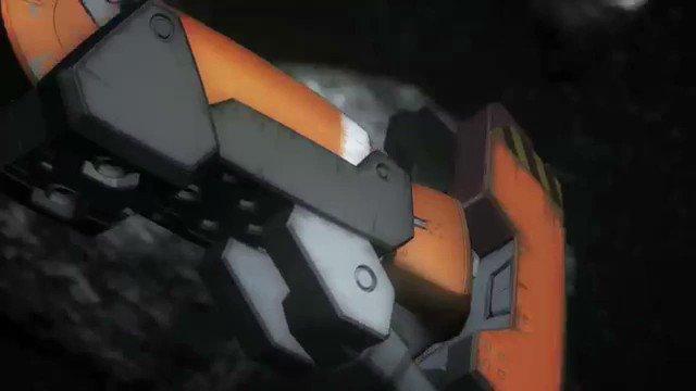 #ロボットが時代遅れとか言われてるからカッコいいロボット晒そうぜアルドノア・ゼロを観て観て下さい!多分カッコイイって感じ