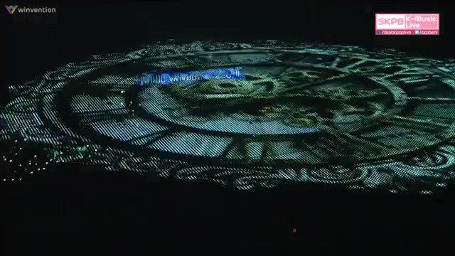 170119 #GFRIEND Rough + Navillera(Seoul Music Awards)止まっていた時