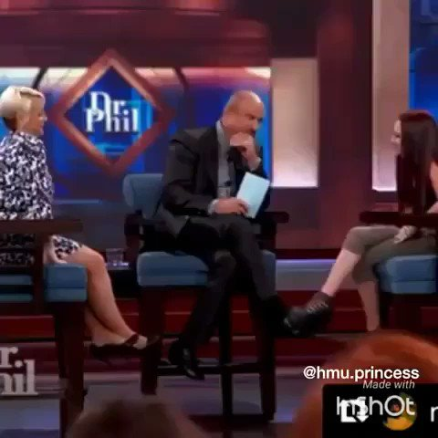 Lmaoo yall remember that girl from dr. Phil show well someone caught her ass outside 😂😂 https://t.co/nu2OcNDEIo