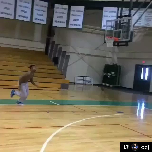 Odell Beckham Jr during the off season😳 https://t.co/zpJG15ycay