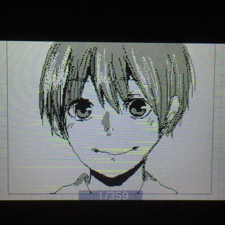 中学生の時に描いた東京喰種のやつ(´・ω・`)#うごメモ #東京喰種好きと繋がりたい #絵描きさんと繋がりたい
